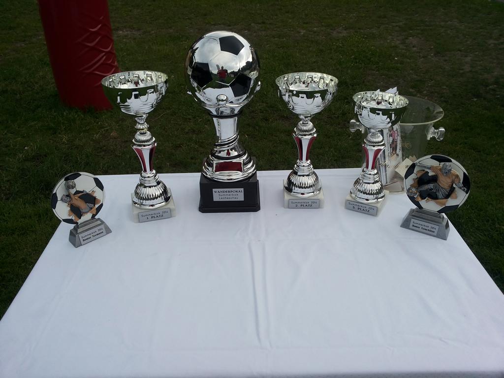 Pokale Turnier 2014