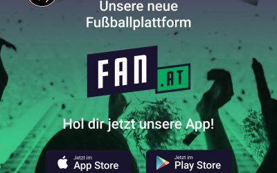 """FCL jetzt auch auf """"FAN.AT"""""""